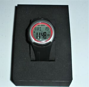 New Balance Duo Sport Chronograph Sport Watch Heart Rate Monitor Compatible 50M