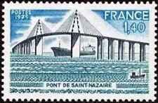 Timbre Bateaux Ponts France 1876 ** année 1975 lot 26110