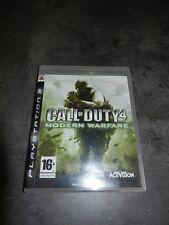 Jeux PS3 Call of Duty 4 Modern Warfare