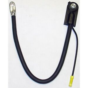 Battery Cable Negative Standard Motor Products A20-2D