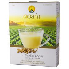 400g. Soy Milk Powder 100% Soya Brew Hot & Cold Project of Royal Doi Kham