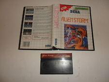 Sega Master System Alien Storm