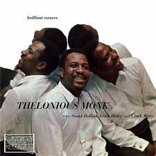 THELONIOUS MONK - BRILLIANT CORNERS   (NEW SEALED CD) ORIGINAL RECORDING