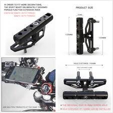 Motorcycle Handlebar Conpression Code Expansion Holder Phone Spot Light Bracket