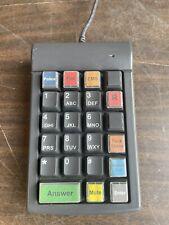 Genovation ControlPad 5855 Ver 5.1 Keys USB Cable Keypad