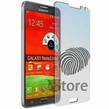 4 Pellicola Opaca Per Samsung Galaxy Note 3 Neo N7505/N7502  Display Antimpronta