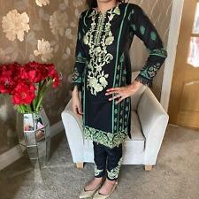 Gul ahmed designer inspired  Asian Ready Made Salwar pakistani shalwar kameez