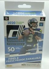 2020 Donruss Football Hanger Box Joe Burrow Tua Justin Herbert RC FREE SHIP QTY