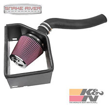 K&N PERFORMANCE COLD AIR INTAKE SYSTEM FOR 14-18 DODGE RAM 1500 ECODIESEL 3.0L
