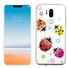 Slim-Fit Tpu Protector Phone Case for Lg G7 ThinQ - Ladybug
