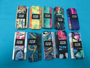 Lot of Zox Straps - Wristbands  10 in new condition