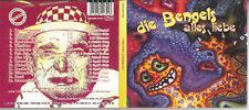 "Les bengels ""tout AMOUR"" DIGIPACK CD 1994 Weser label"