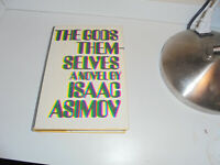 The Gods Themselves  by  Isaac Asimov First Edition 1972 Hardcover Dust Jacket