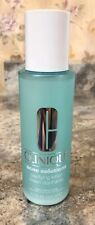 CLINIQUE ~ ACNE SOLUTIONS CLARIFYING LOTION STEP 2 ~ 6.7 OZ UNBOXED