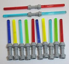 Lego Lightsabers x 12 Mixed Collection for Minifigures