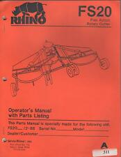 Rhino rotary Special Offers: Sports Linkup Shop : Rhino