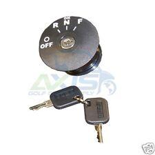 2008 - UP EZGO RXV 48V UNIQUE KEY SET ELECTRIC GOLF CART SWITCH (2) KEYS 2FIVE