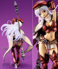 Queen's Blade Alleyne 2P 1/8 PVC Figure MegaHouse Anime Elf