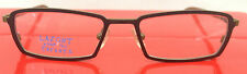 LAFONT ENFANTS COQUIN 552 BROWN METAL EYEGLASSES FRAME STORE DISPLAY