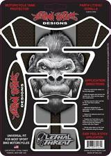 Lethal Threat Tankpad Protector De Tanque Moto Bicicleta Gorila LT70161