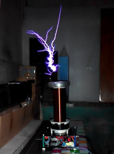 SSTC Half Bridge Solid State Tesla Coil 220V Assembled w/ Arc Drive Play Music