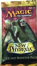 Magic the Gathering MTG New Phyrexia 15-Card Booster Pack English Sealed