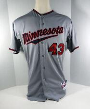 Josmil Pinto GAME USED JERSEY All Star Minnesota Twins MLB AUTHENTIC Baseball