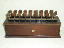Constantan Coils Resistance Box-W. G. Pye and Company Ltd. -Cambridge, Telegraph