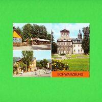 Ansichtskarte DDR Schwarzburg