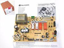 HERMANN SCHEDA FUNZIONI MS01 ART. 052003225 CALDAIA SPAZIOUNO 24 SE