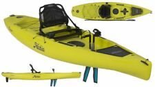 HOBIE Mirage COMPASS Fishing Kayak SEAGRASS 12' Mirage Drive Pedal System