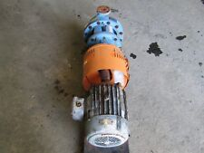 "Goulds 3196 1X2-10 Pump ""Used"""