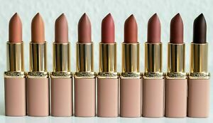 L'Oréal Paris Colour Riche Ultra Matte Highly Pigmented Nude Lipstick