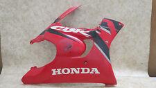 OEM 1995-98 Honda CBR600F3 CBR600 F3 Right Side Front Plastic Fairing Used