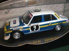 IXO RAC065 - Peugeot 504 Safari Rally 1976 #2 - 1:43 Made in China