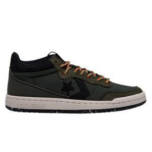 Converse Fastbreak Mid Men's Green Black Sail Athletic Lifestyle Sneakers Shoes