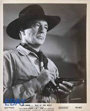 Gary Cooper Man of the West VINTAGE Photo
