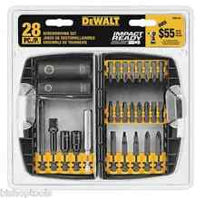 Dewalt DW2149 28pc Impact Ready Screw-driving Bit Tip Set NEW NIB