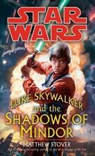 STAR WARS Luke Skywalker & Shadows of the Mindor Matthew Stover *BRAND NEW*