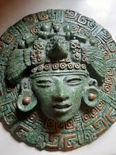 Aztec Mayan Wall Art Plaque