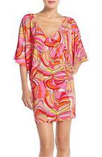 NWT !  Turk 'Patterson' Flutter Sleeve Jersey Dress [Sz:XS] #H3