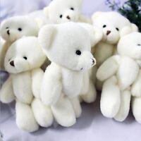 Wholesale Lot Baby Bedroom Soft Plush Toy Bear Doll Bouquet Toys Mini Teddy Bear