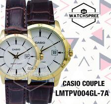 Casio Couple Watch LTPV004GL-7A MTPV004GL-7A