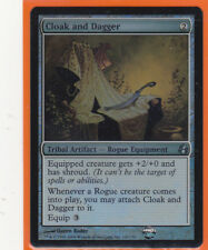 MTG  Morningtide Uncommon FOIL card  1 x  CLOAK AND DAGGER  Never Played