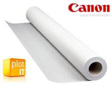 "Canon Photo SATIN plotter carta 260 A1 g/m² 24"" x 30 M a getto d'inchiostro si adatta anche HP EPSON"