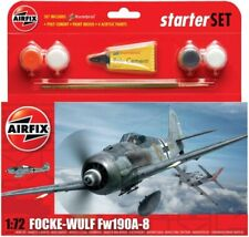 NEW Airfix Focke Wulf FW190A Starter Set from Mr Toys