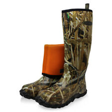 Dirt Boot Neoprene Wellington Muck Field Hunting Boots Mallard Marsh Camo