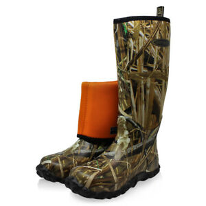 Dirt Boot Neoprene Wellington Muck Field Hunting Boots Mallard Marsh Camo