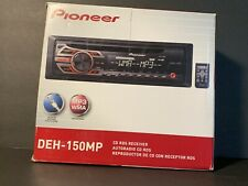 Pioneer Deh-150Mp Cd/Mp3 In-Dash Receiver