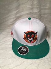 STALL & DEAN SAGINAW KRAZY KATS FITTED HAT (7 7/8) MORE SIZES AVAILABLE